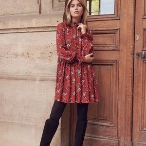 Sezane Olivia dress